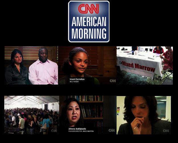 Mixed Marrow on CNN